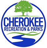 Cherokee Recreation and Parks logo